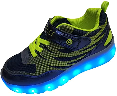 boys light up shoes