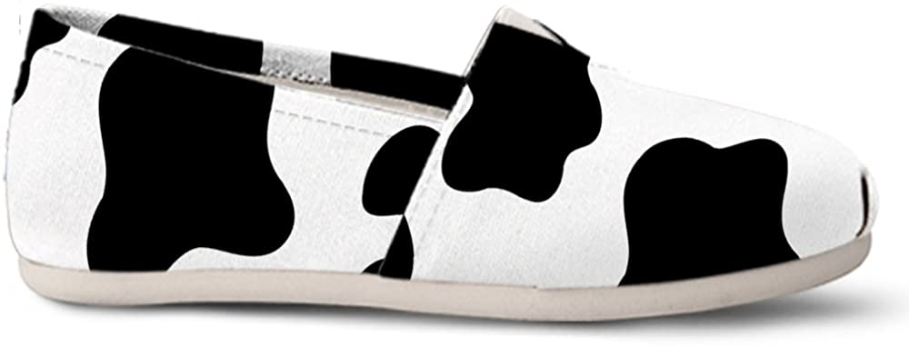 cow print shoes