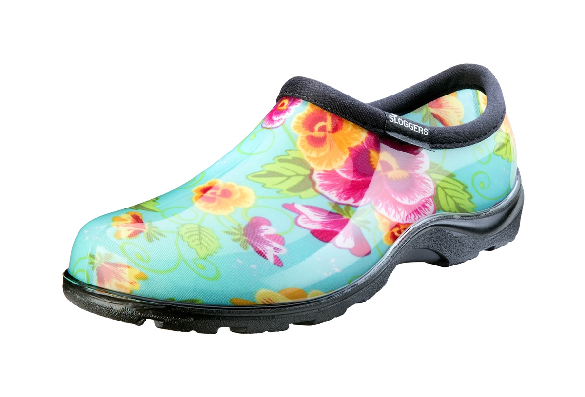garden shoes for women