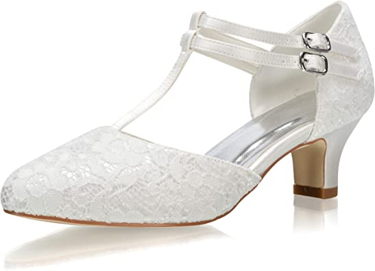 wedding shoes low heel